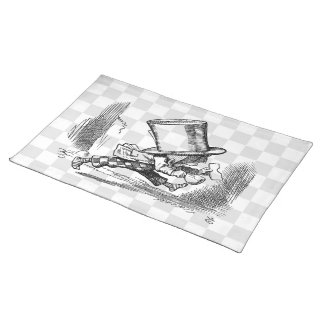 Mad Hatter Running Placemat