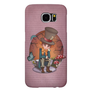 Mad Hatter Samsung Galaxy S6 Cases