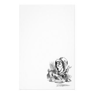 mad hatter stationery