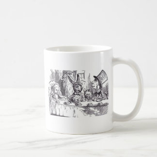 Mad Hatter Tea Party Coffee Mug