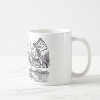 Mad Hatter Tea Party Coffee Mug