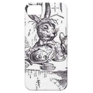 Mad Hatter Tea Party iPhone 5 Cover