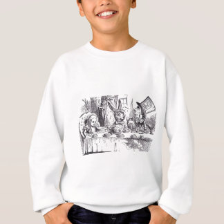 Mad Hatter Tea Party Sweatshirt