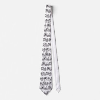 Mad Hatter Tea Party Tie