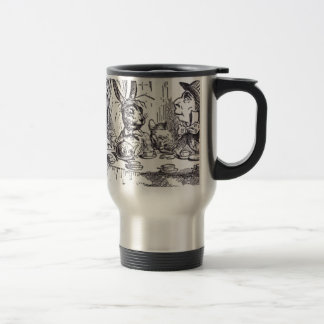 Mad Hatter Tea Party Travel Mug