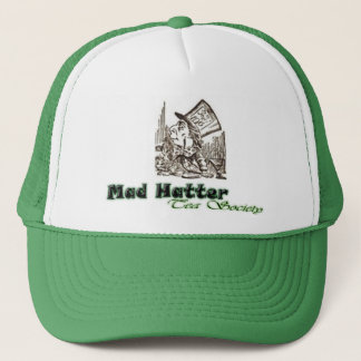 Mad Hatter Tea Society Trucker Hat