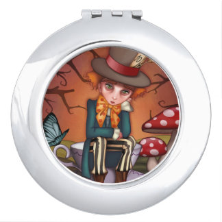 Mad Hatter Vanity Mirror