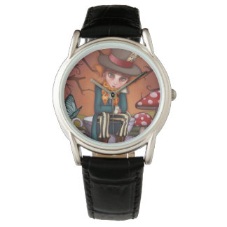 Mad Hatter Watch