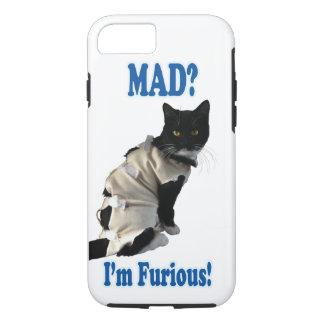 Mad I'm Furious iPhone 8/7 Case