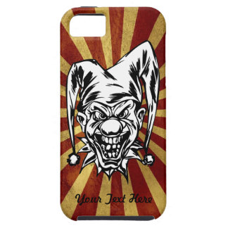 Mad Jester - Customize iPhone 5 Covers