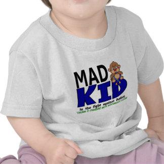 Mad Kid Autism Tee Shirts