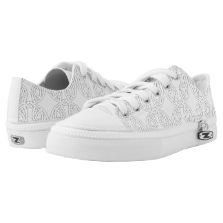 MAD MAREIKURA White Low Top Shoes