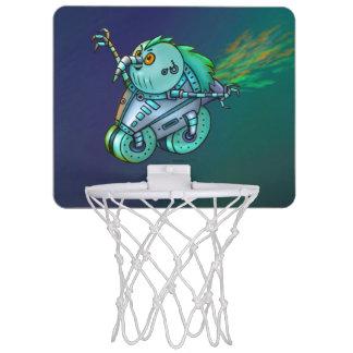 MAD MAX CHICKEN ROBOT CARTOON Mini Basketball Goal Mini Basketball Hoop