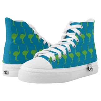 MAD MOA Wham-BowieBk High Top Shoes