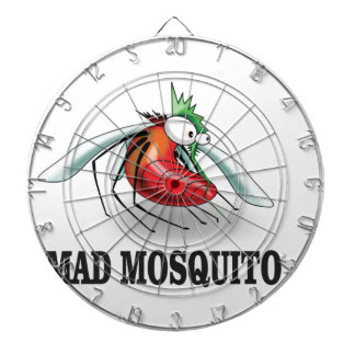 mad mosquito yeah dartboard