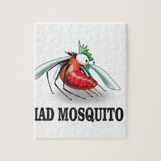 mad mosquito yeah jigsaw puzzle