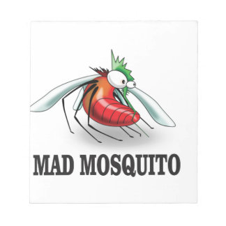 mad mosquito yeah notepads