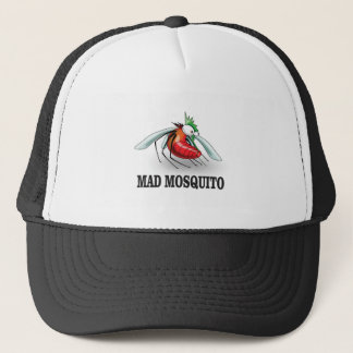 mad mosquito yeah trucker hat