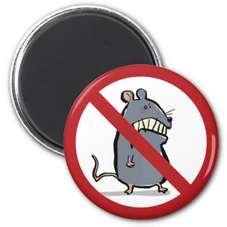 mad mouse: forbidden! magnet