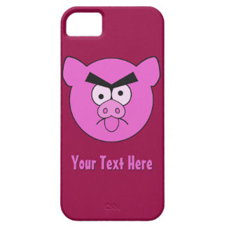 Mad Pig custom iPhone case iPhone 5 Covers