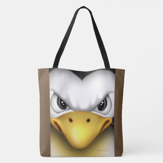 MAD PINGOUIN  All-Over-Print Tote Bag LARGE