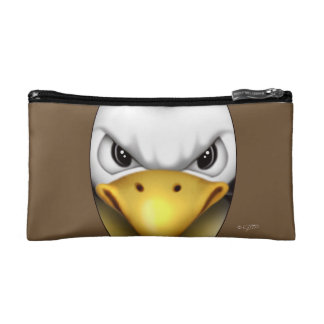 MAD PINGOUIN  Small Cosmetic Bag