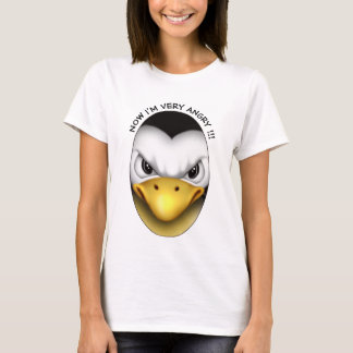 MAD PINGOUIN Women's Basic T-Shirt