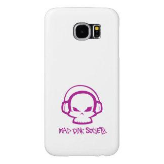 Mad Pink Society Samsung Galaxy S6 Samsung Galaxy S6 Cases
