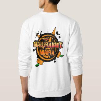 Mad Rabbit Men's Sweatshirt, White Sweatshirt