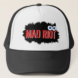 MAD RIOT Trucker Hat