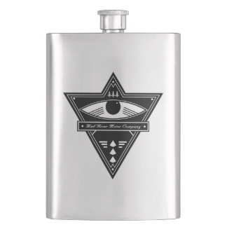 Mad River Motor Company Flask
