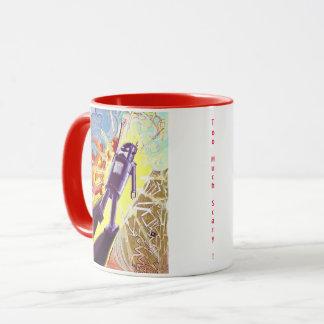 Mad Robot of The Fight!  Mug
