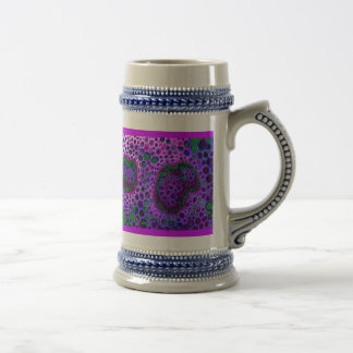 mad science beer stein