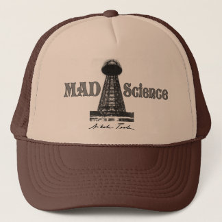 Mad Science Het Trucker Hat