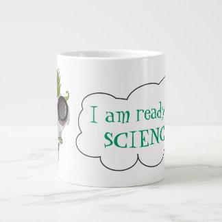 Mad science large coffee mug