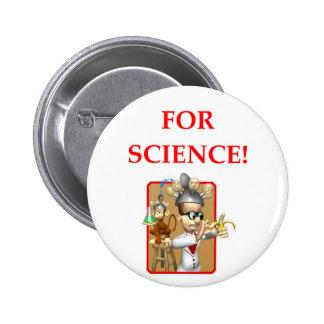 mad scientist 2 inch round button