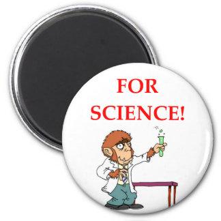 mad scientist 2 inch round magnet