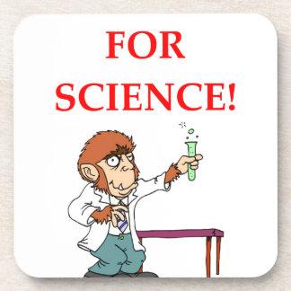 mad scientist coasters