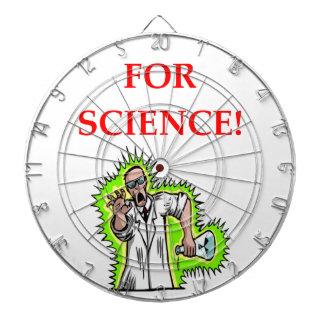 mad scientist dart board
