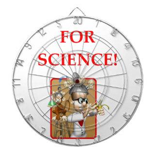 mad scientist dartboards