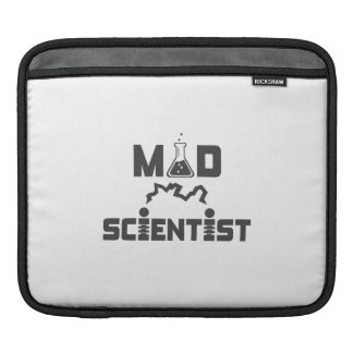 Mad Scientist Electric Science Beaker Sleeves For iPads
