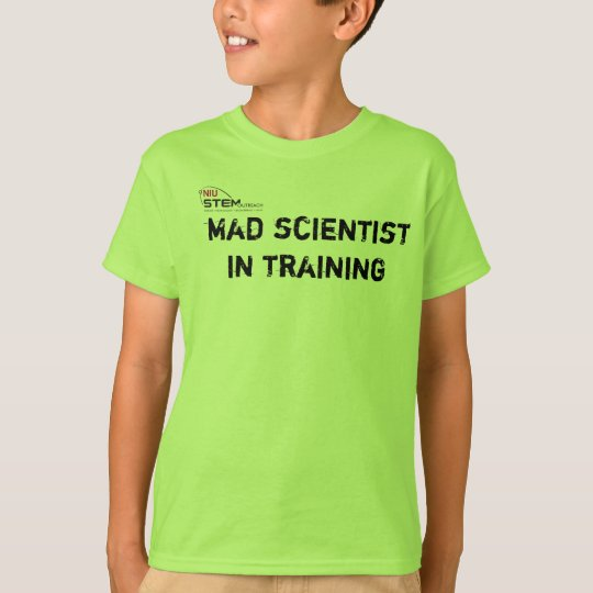 Mad Scientist in Training T-Shirt