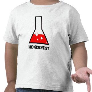 Mad Scientist Kid T-Shirt