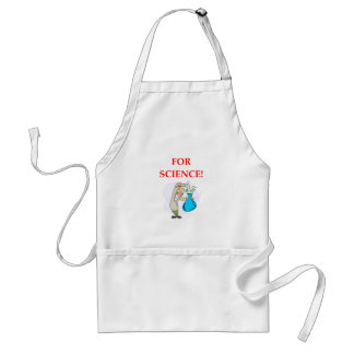mad scientist standard apron