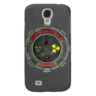 Mad Scientist Union Samsung Galaxy S4 Covers