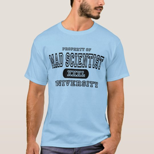 Mad Scientist University T-Shirt