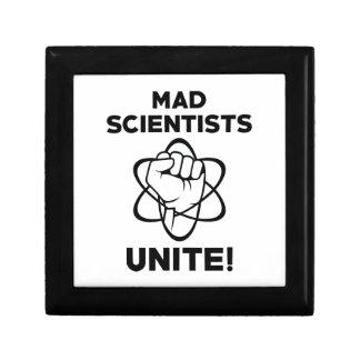 Mad Scientists Unite Gift Box