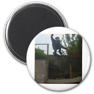 Mad skittles signature shirt 2 inch round magnet