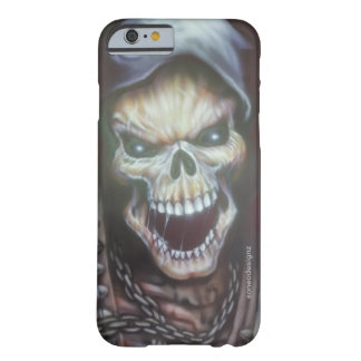 Mad Skull 1 Barely There iPhone 6 Case
