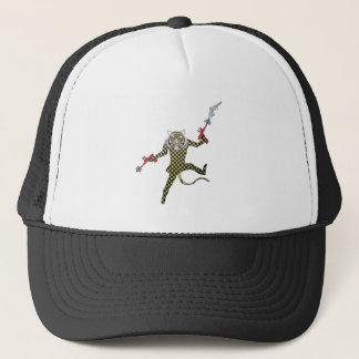 MAD TIGER TRUCKER HAT
